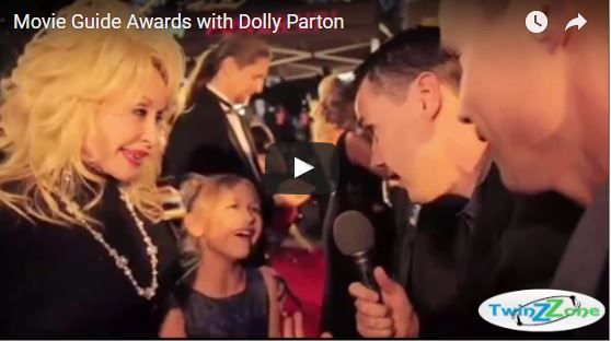 Dolly Parton at Movie Guide Awards