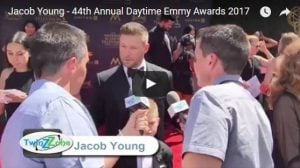 Actor - Singer Jacob Young