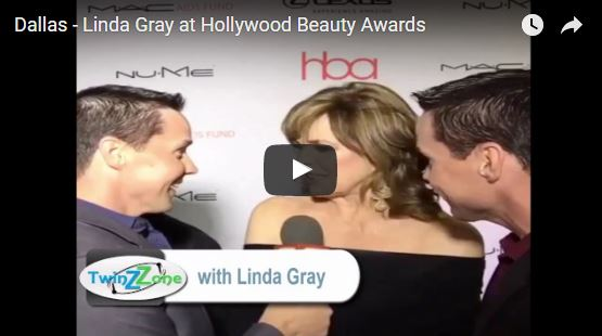 Actress Linda Gray