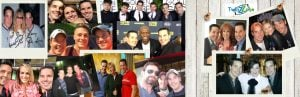 Celebrity Photo Collage