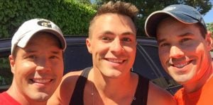 Actor Colton Haynes