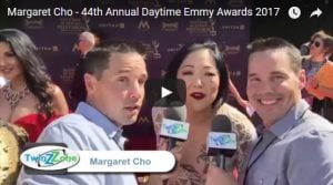 Stand-up comedian, actress, singer, Margaret Cho