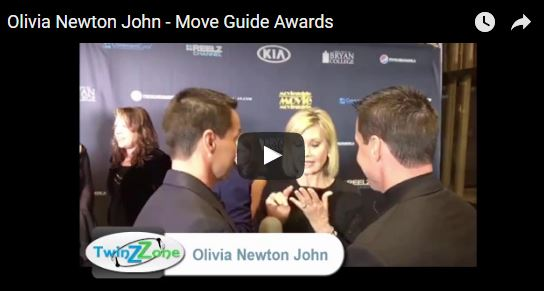 Singer Song Writer Olivia Newton-John