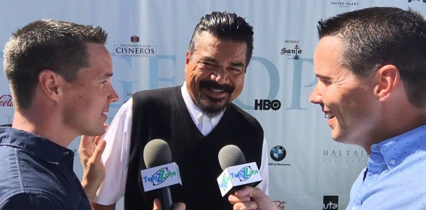 Actor - Comedian George Lopez