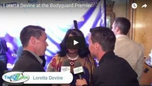 Singer and Actress Loretta Devine