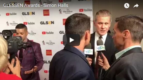 Publicist Simon Halls