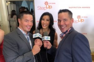 Journalist, television presenter, and author Lisa Ling