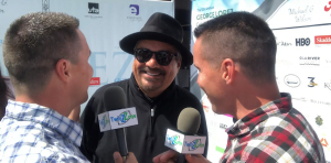 George Lopez at the George Lopez Celebrity Golf Tournament