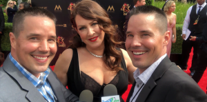 Joely Fisher at the Daytime Grammy Awards 2019