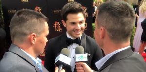 Zach Atticus Daytime Emmy Awards 2019